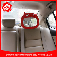 2016 cheapest price baby safety products baby car interior mirror back seat baby mirror car