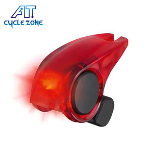 MTB Suitable V Brakes/ C Folder Automatic Control MINI Cycle Bicycle Brake Rear Light Safety Road Bike Warning LED Tail Light