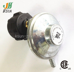 good gastightness high level standards low pressure regulator for heater