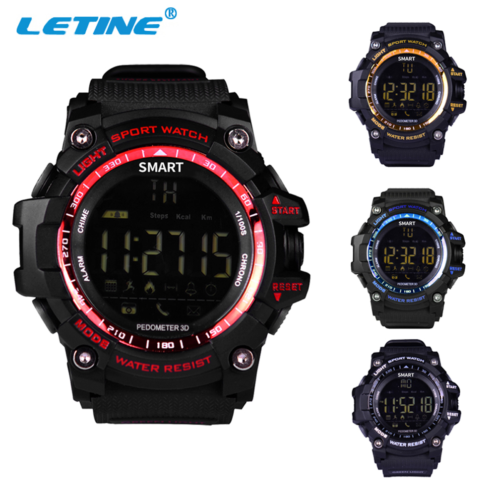 Capable Skmei 1354 Compass Calorie Digital Wristwatch Men Outdoor Sport Military Design Electronic Lcd Clock Countdown Relogio Masculino Fashionable And Attractive Packages Watches