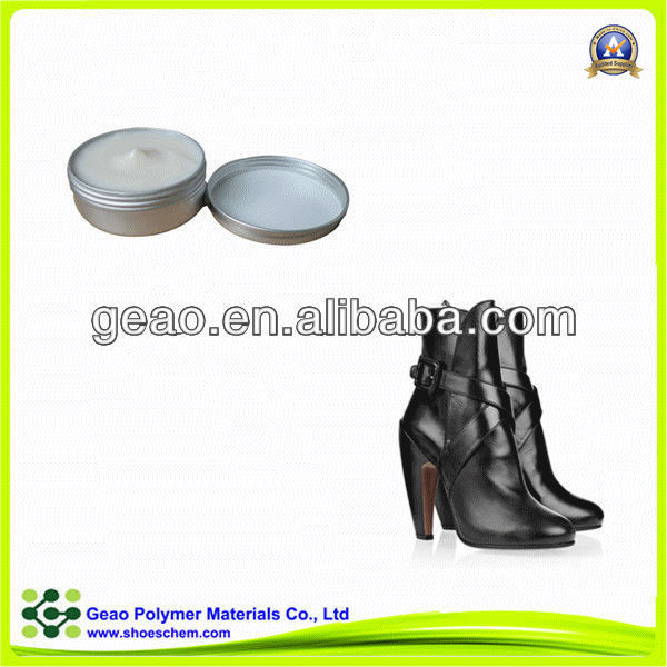 Geao leather shoe cream with available color for shoes leather upper