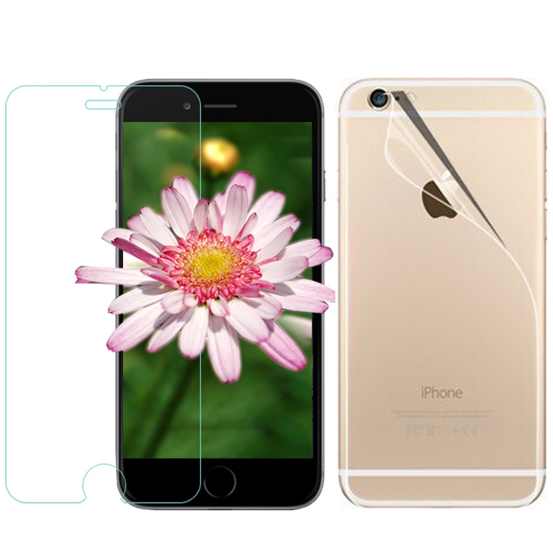 Free Shipping Original Japan 2.5D Round edge Tempered Glass Screen Protector For Apple iPhone 6 4.7inch Protective Film 0.3mm 9H
