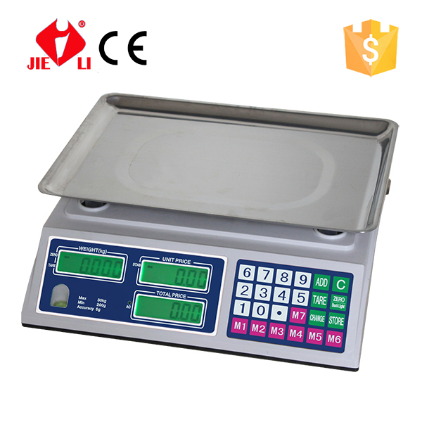 15kg Electronic Scale Digital Top Pan <strong>Balance</strong>