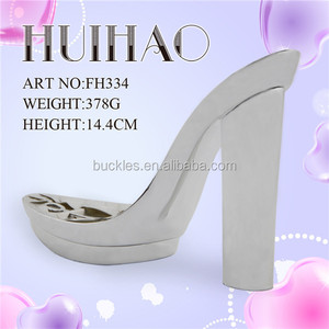 FH334 ABS ladies high heel soles plants for shoe making