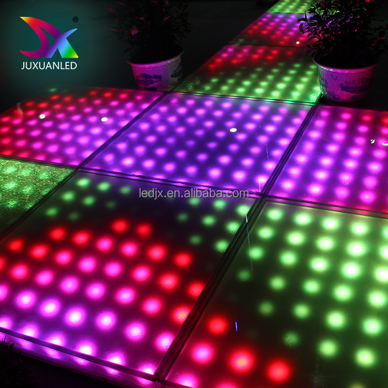 make led dance floor mat led video dance floor with multi changeable color