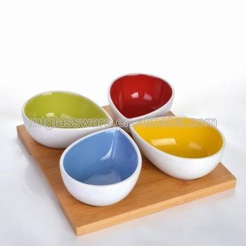 Per Uso Alimentare Di Articoli Di Porcellana Da Cucina Colorati ...