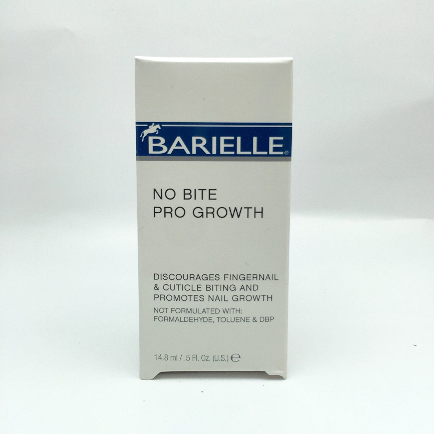Buy Barielle No Bite Pro Growth Nail Hardener - 0.5 oz - 2 pk in ...