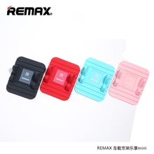 Newest Remax Brand Car Dashboard Moible Phone GPS Anti Slip Mat Holder Desktop Stand Bracket For iPhone For Smart Phone