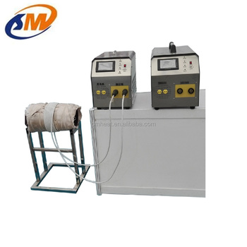New Design 20kw portable AUTO small Induction heater for pipe weld preheat PWHT stress releving