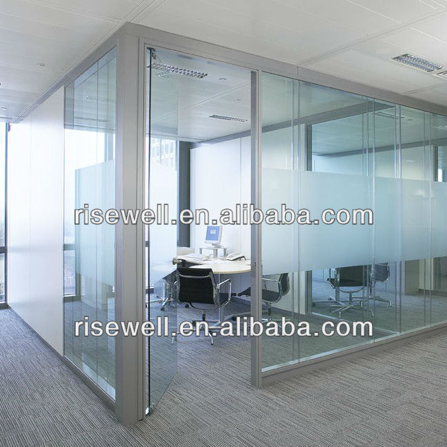 Soundproof Office Partition, Soundproof Office Partition Suppliers And  Manufacturers At Alibaba.com