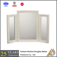 korean mirror dresser furniture mirror wooden frame