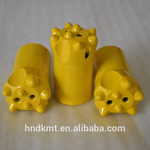 China Long History Professional Manufacturer's 45mm Ballistic Rock Drill Bit