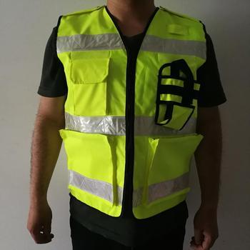 38e9c818b2d EMS paramédico primera respuesta de búsqueda y rescate chaleco de seguridad