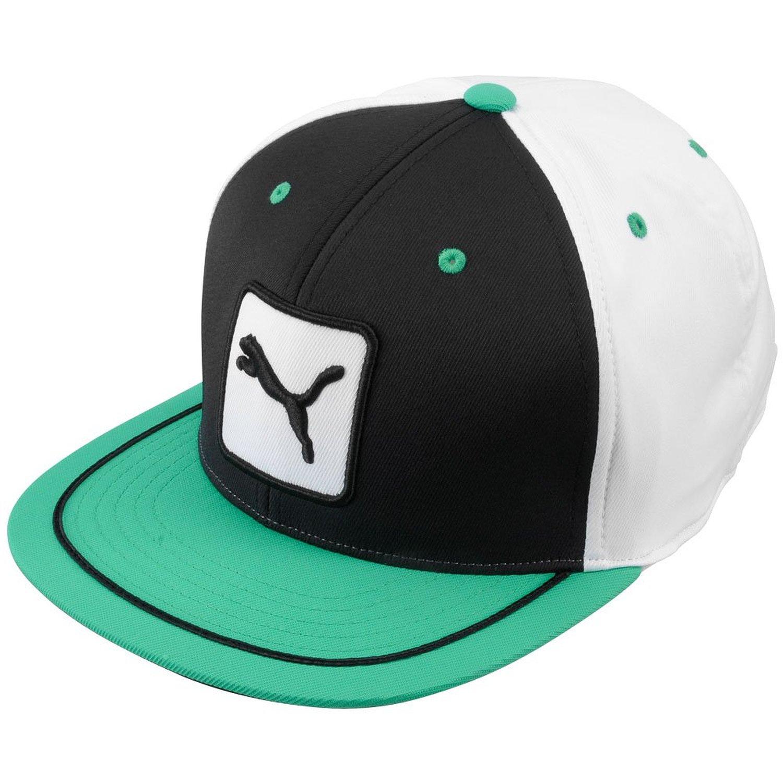 24481b1ade0 Get Quotations · Puma 3-Color Cat Patch 110 Snapback Golf Hat
