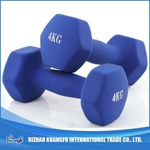 Portable Gym PVC Dipped Dumbbell Sets