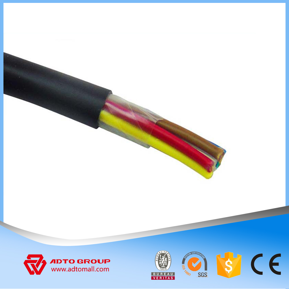 Medium voltage anti-twist anti-cold wind power flexible cable, 0.6/1KV wind cable, cable for wind