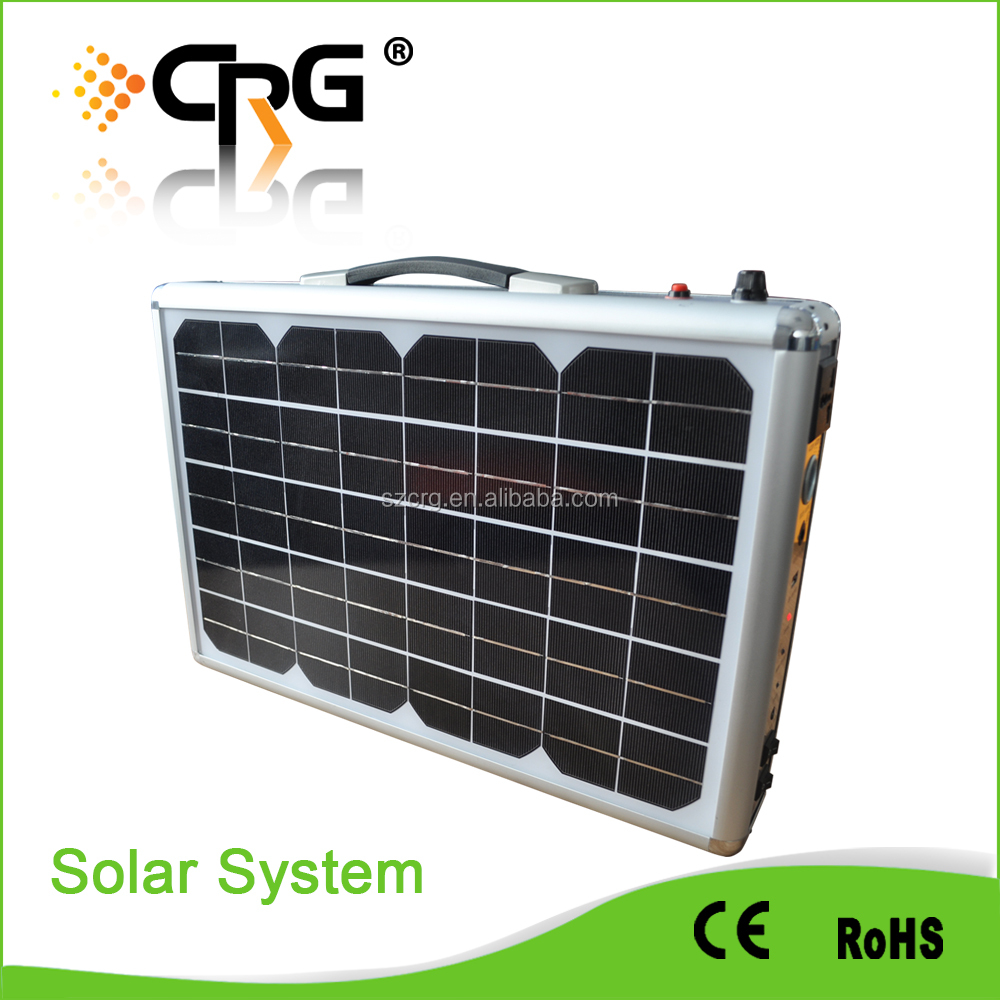 High Quality portable new design 10W mini solar panel