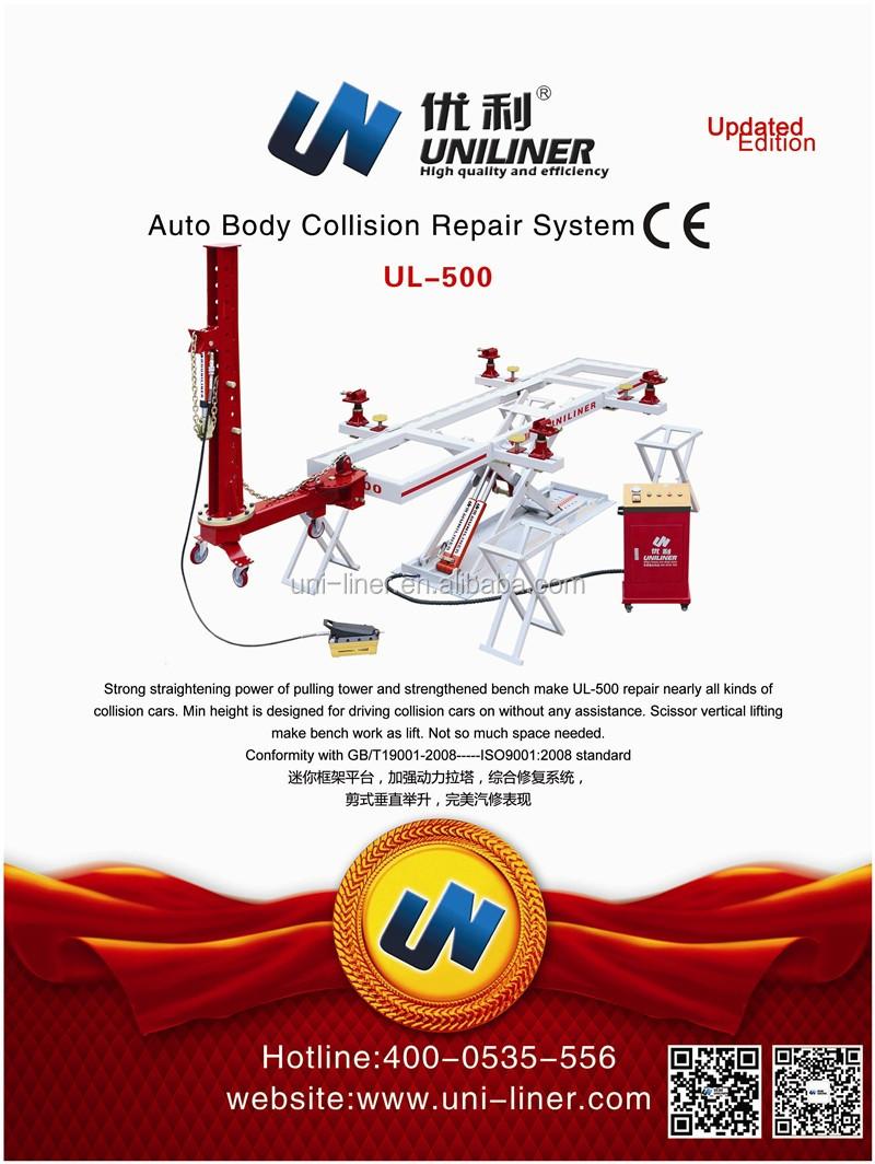 Uniliner ul-500 ce hohes quanlity karosserie reparatur von ...