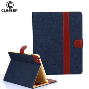 Retro Cowboy PU Leather Stand Shell For Ipad Mini 2 Case,Smart Cover Folio Case For Ipad 2 3 4
