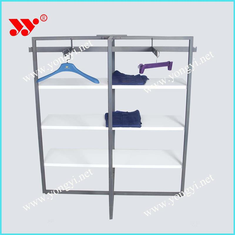 online shopping for clothing jeans display rack