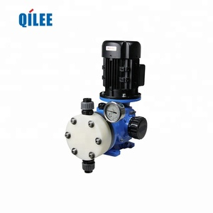 Automatic chlorine chemical dosing pump for water treatment plant