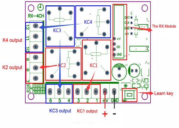 HTB1ZuLvMpXbMXq6xXF8  Channel Wireless Remote Control Wiring Diagram on