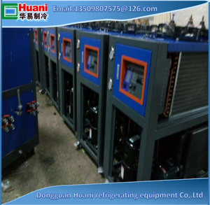 New design 30kw air cooled water chiller in turkey With Good Service