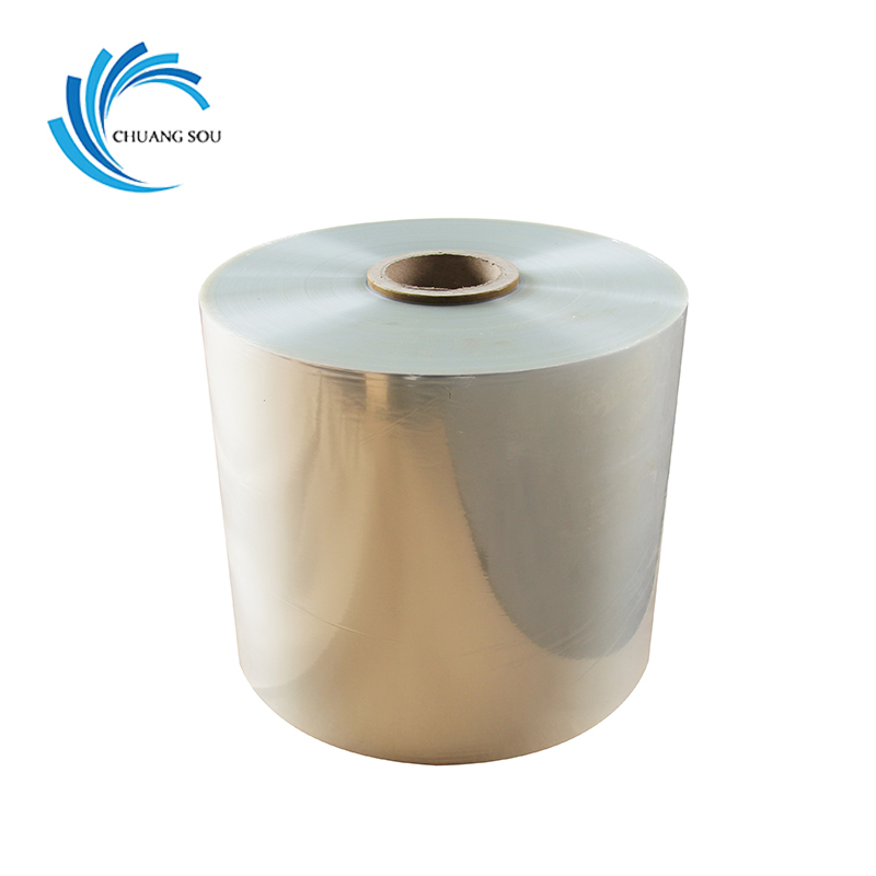 China Hot Sale and Laminated Material Jumbo Roll Stretch Film BOPET/PET/Polyester/Mylar Food Plastic Film