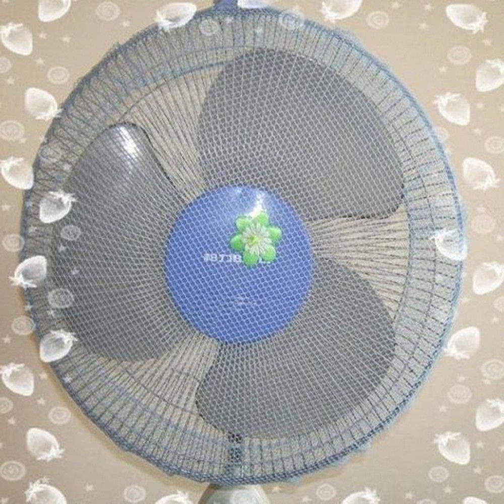 Kuuans Family Kit for Kid Dust Cover Finger Guard Net Mesh Fan Cover