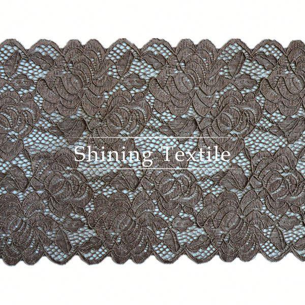 Promoción encaje tejido bufanda, Compras online de encaje tejido ...