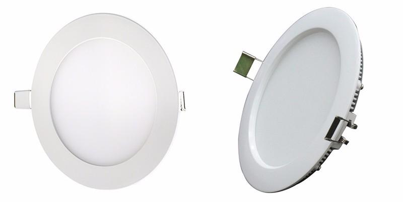 wholesale alibaba round led light panel 18w best slim led panel light price led ceiling panel