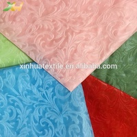 Eco-friendly Different Embossed Design PP Spunbond Nonwoven Non-woven Flower Non woven Fresh Wrapping Paper