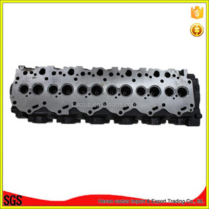1HD-T 1HDT bare engine cylinder head 11101-17020 11101-17040 for Toyota  Land cruise Coaster 4 2 L engine parts
