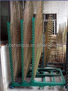 2016 new drying racks for mesh silk screen printing