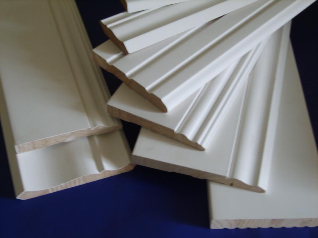 2016 blanco preparado rodapi pvc para techo molduras for Rodapie pvc blanco