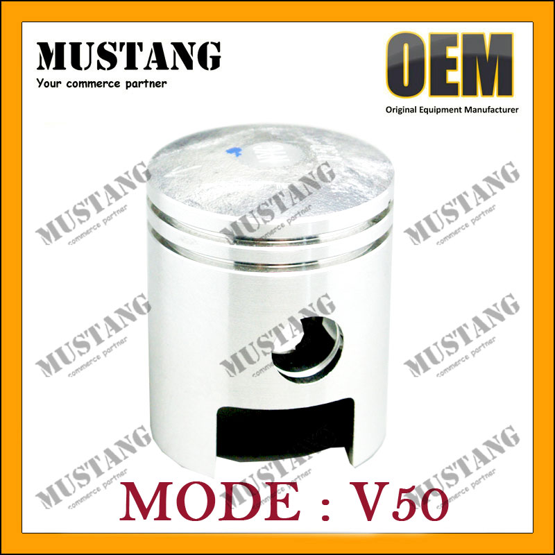 Chinese Original Complete New V50 Motorcycle Parts Scooter 50cc Engine Piston For Yamaha