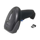 XT6400 Bluetooth Barcode Scanner QR Code Scanner Handheld Barcode Scanner Wireless