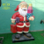 Wholesale Christmas Home & Garden Ornament China Suppliers New Product Fiberglass Sculpture Santa Claus Statue