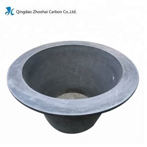 Low Ash Lsostatic Carbon Graphite Crucible For Gold Melting