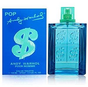 Andy Warhol Pop FOR MEN by Andy Warhol - 3.4 oz EDT Spray