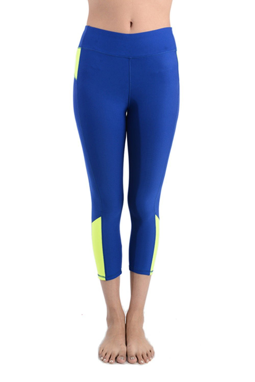 0282859b30ed2 Get Quotations · Tough Cookie's Women's Scuba Inspired Yoga Pants FBA