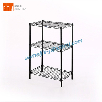 Steel Storage Home Style Three Tiers