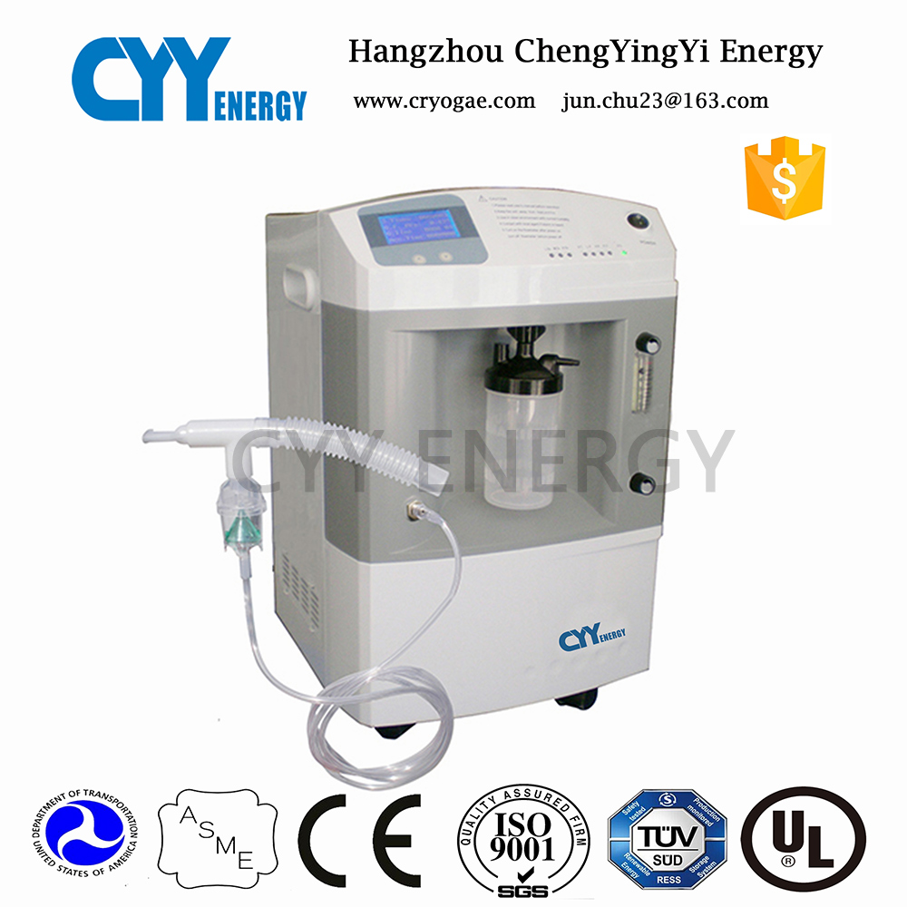 Special Low Oxygen Purity 14% Oxygen Concentrator for Phsical Training