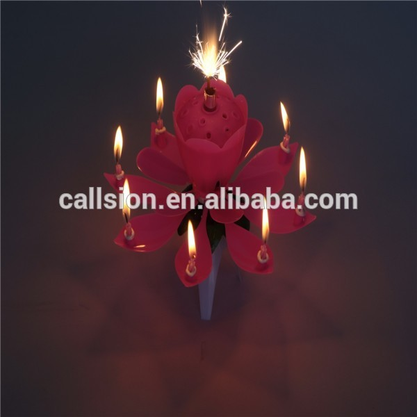 It is popular in China novelty fuse children votive birthday candles products