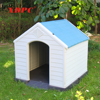 Factory direct wholesale outdoor plastic animal pet cat dog kennel cage house