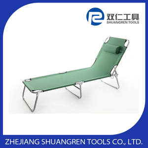 portable folding bed chairs with 3 positions