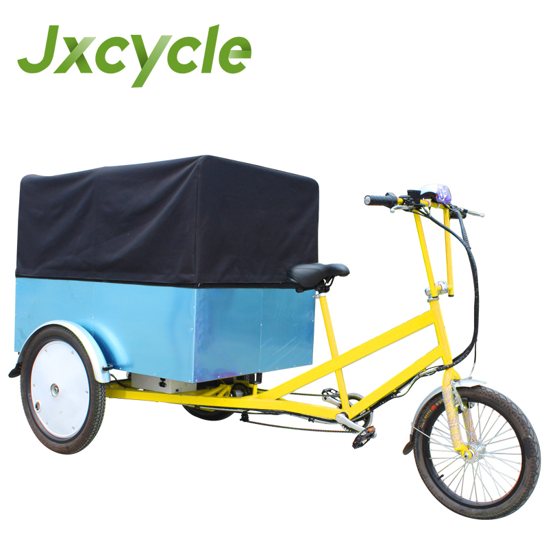 CE approved electric cargo trike/delivery tricycle