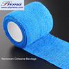 FDA approved equestrian leg latex cohesive bandage