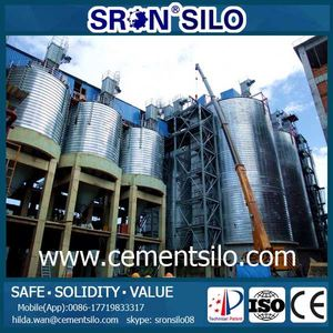 Free Consultation for Bag Cement Feed Cement Silo System