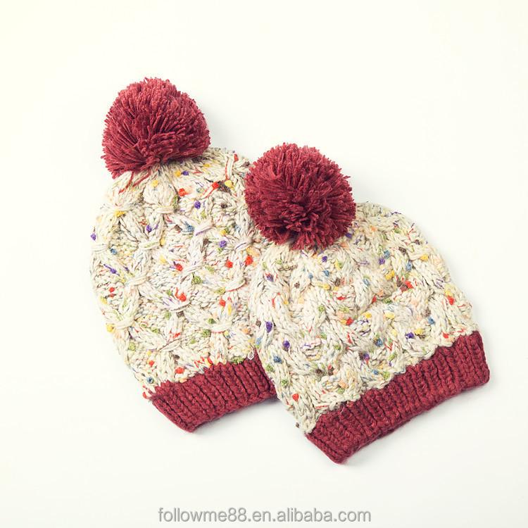 Encuentre el mejor fabricante de crochet sombrero de papá noel y ...